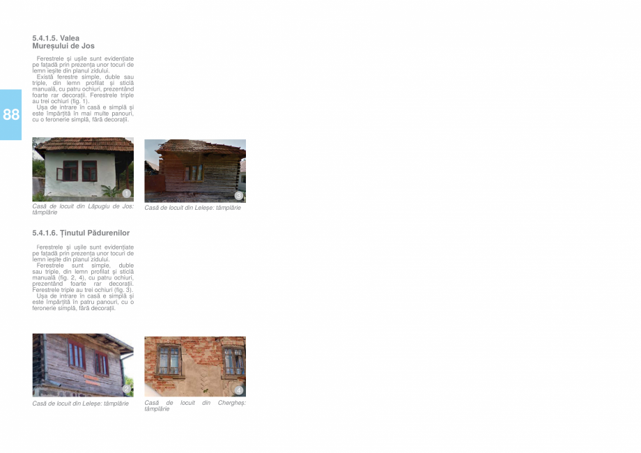 Pagina 89 - Zona Hunedoara - Ghid de arhitectura pentru incadrarea in specificul local din mediul...