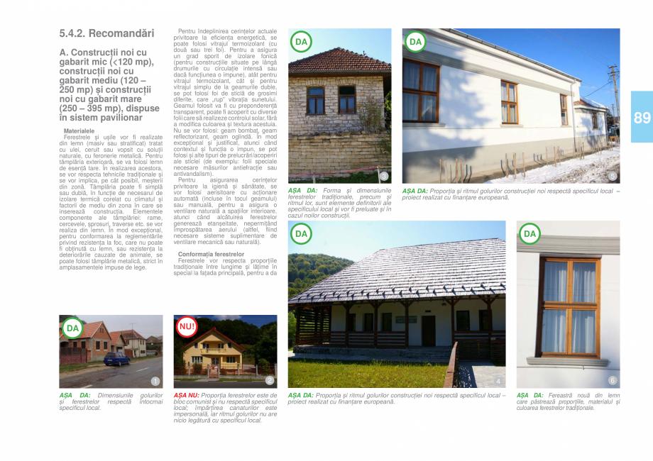 Pagina 90 - Zona Hunedoara - Ghid de arhitectura pentru incadrarea in specificul local din mediul...