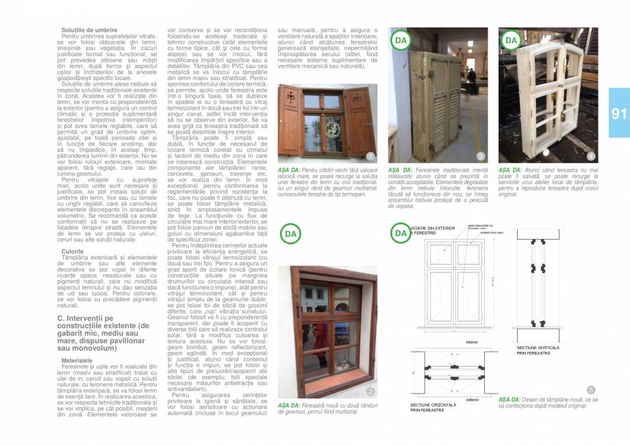 Pagina 92 - Zona Hunedoara - Ghid de arhitectura pentru incadrarea in specificul local din mediul...