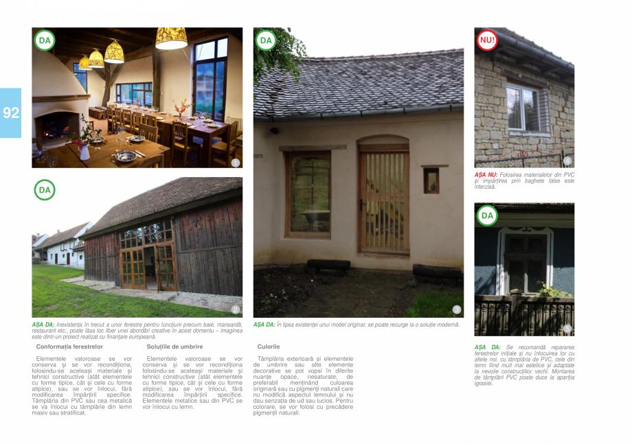 Pagina 93 - Zona Hunedoara - Ghid de arhitectura pentru incadrarea in specificul local din mediul...