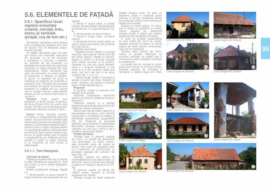 Pagina 96 - Zona Hunedoara - Ghid de arhitectura pentru incadrarea in specificul local din mediul...