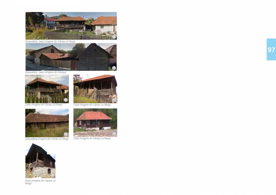 Pagina 98 - Zona Hunedoara - Ghid de arhitectura pentru incadrarea in specificul local din mediul...