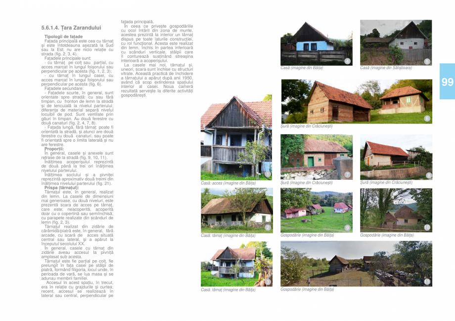Pagina 100 - Zona Hunedoara - Ghid de arhitectura pentru incadrarea in specificul local din mediul...