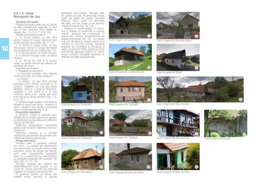 Pagina 101 - Zona Hunedoara - Ghid de arhitectura pentru incadrarea in specificul local din mediul...