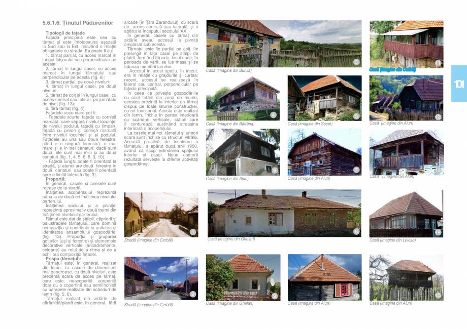 Pagina 102 - Zona Hunedoara - Ghid de arhitectura pentru incadrarea in specificul local din mediul...