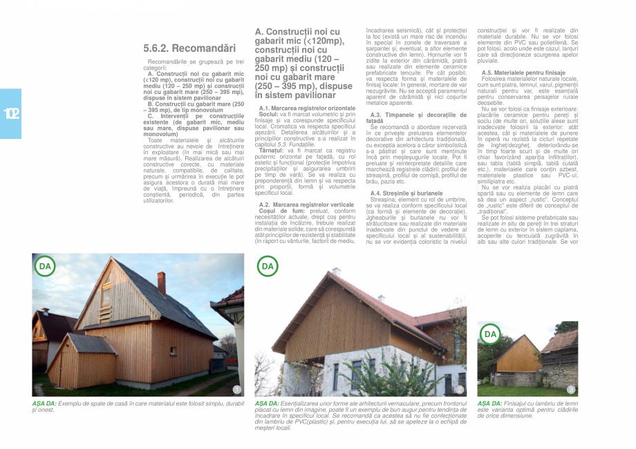Pagina 103 - Zona Hunedoara - Ghid de arhitectura pentru incadrarea in specificul local din mediul...