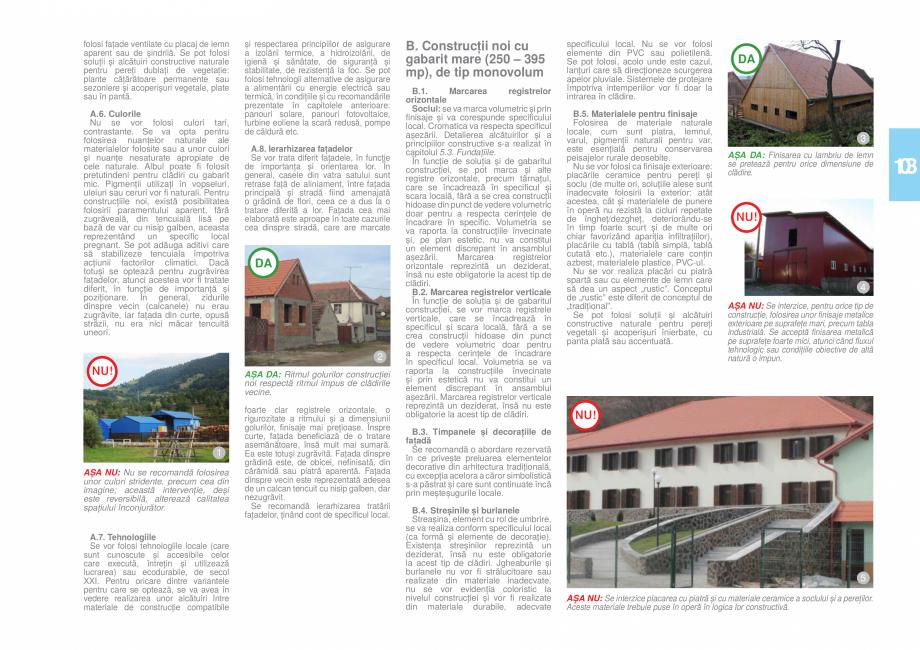 Pagina 104 - Zona Hunedoara - Ghid de arhitectura pentru incadrarea in specificul local din mediul...