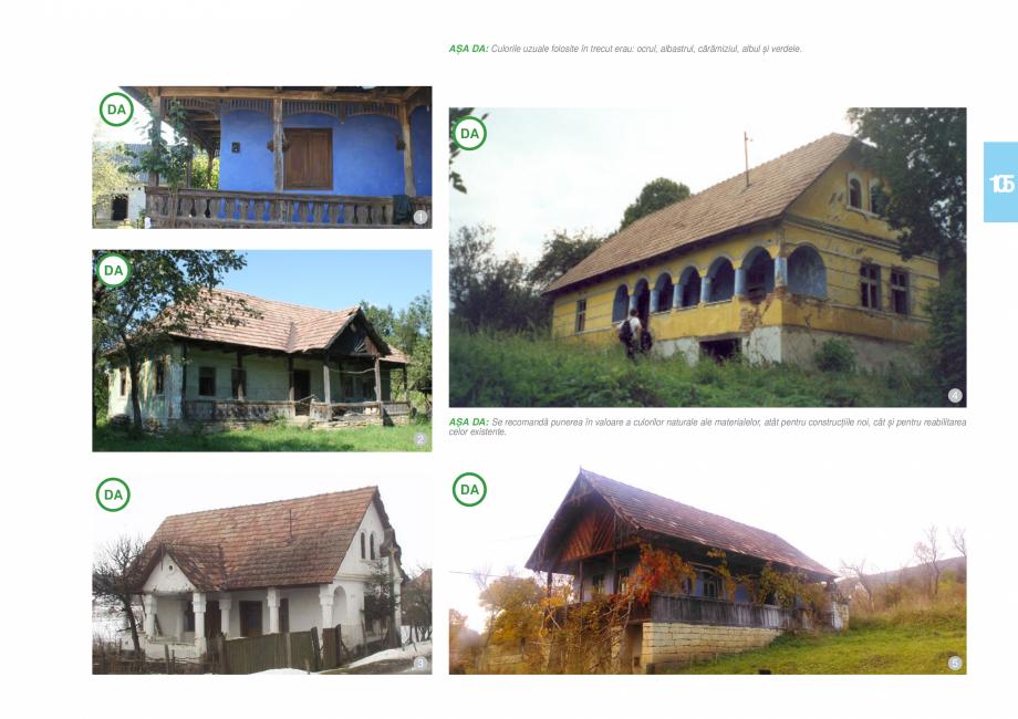 Pagina 106 - Zona Hunedoara - Ghid de arhitectura pentru incadrarea in specificul local din mediul...