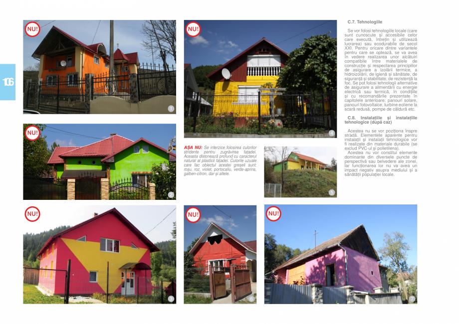 Pagina 107 - Zona Hunedoara - Ghid de arhitectura pentru incadrarea in specificul local din mediul...