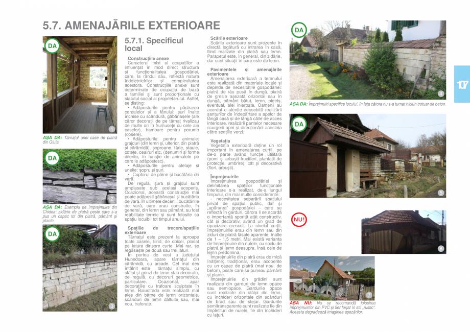 Pagina 108 - Zona Hunedoara - Ghid de arhitectura pentru incadrarea in specificul local din mediul...