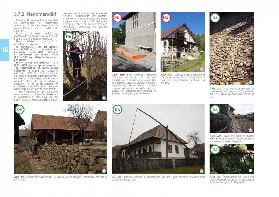 Pagina 109 - Zona Hunedoara - Ghid de arhitectura pentru incadrarea in specificul local din mediul...