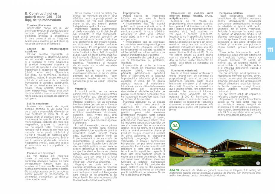Pagina 112 - Zona Hunedoara - Ghid de arhitectura pentru incadrarea in specificul local din mediul...