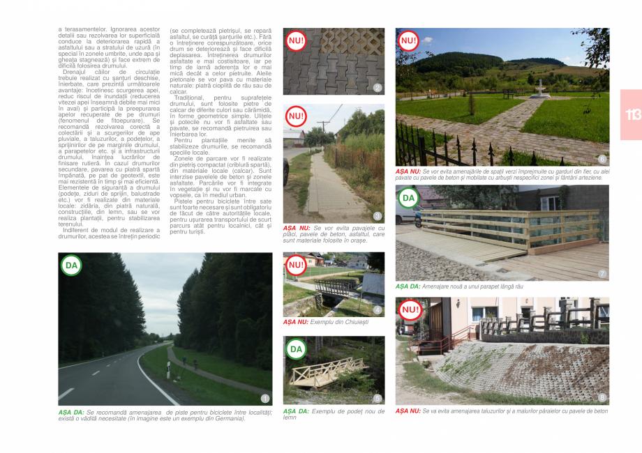 Pagina 114 - Zona Hunedoara - Ghid de arhitectura pentru incadrarea in specificul local din mediul...