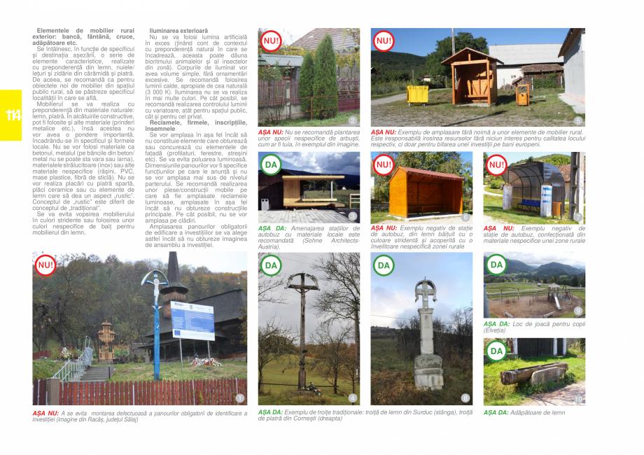 Pagina 115 - Zona Hunedoara - Ghid de arhitectura pentru incadrarea in specificul local din mediul...