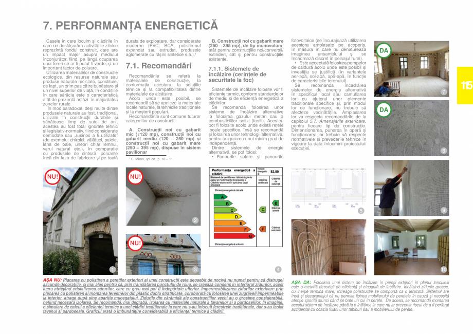 Pagina 116 - Zona Hunedoara - Ghid de arhitectura pentru incadrarea in specificul local din mediul...