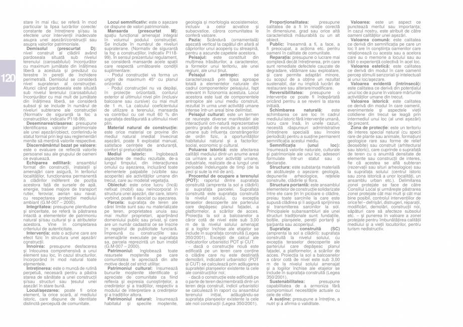 Pagina 121 - Zona Hunedoara - Ghid de arhitectura pentru incadrarea in specificul local din mediul...