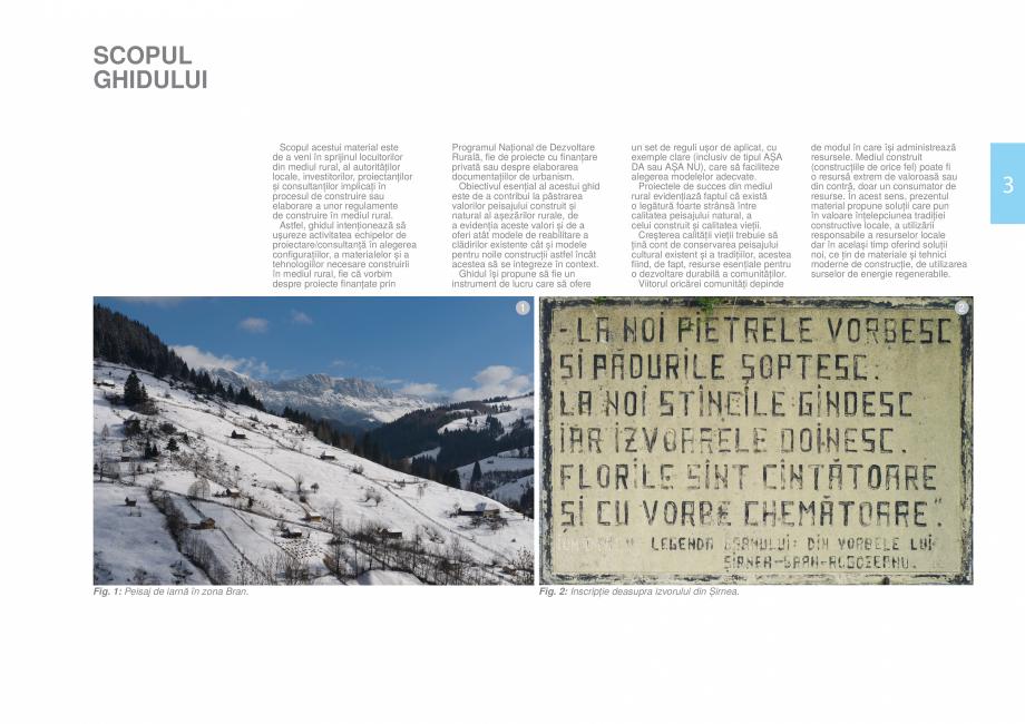 Pagina 5 - Zona Bran - Ghid de arhitectura pentru incadrarea in specificul local din mediul rural   ...
