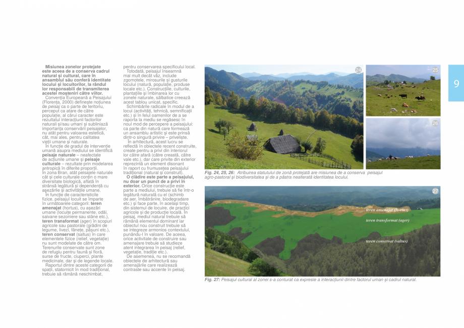 Pagina 11 - Zona Bran - Ghid de arhitectura pentru incadrarea in specificul local din mediul rural  ...