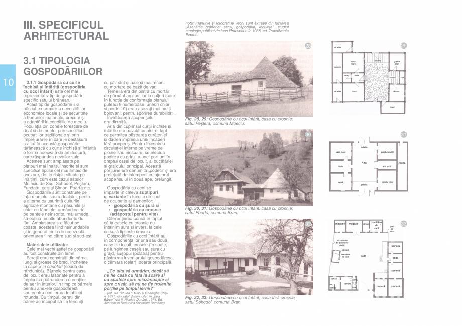 Pagina 12 - Zona Bran - Ghid de arhitectura pentru incadrarea in specificul local din mediul rural  ...