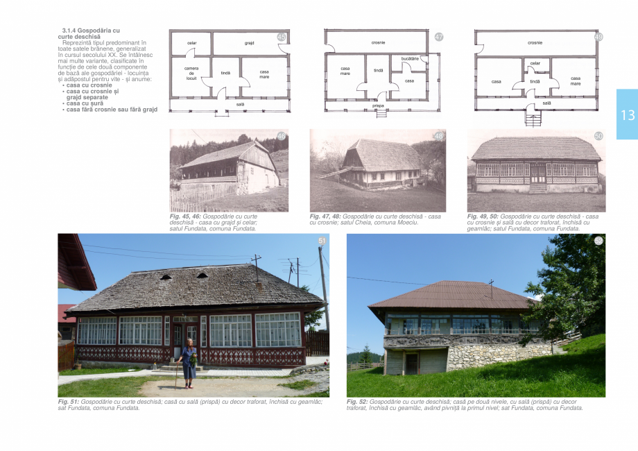 Pagina 15 - Zona Bran - Ghid de arhitectura pentru incadrarea in specificul local din mediul rural  ...