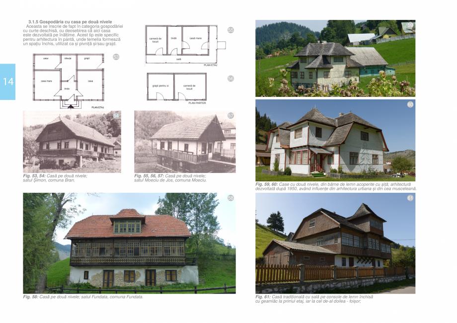 Pagina 16 - Zona Bran - Ghid de arhitectura pentru incadrarea in specificul local din mediul rural  ...