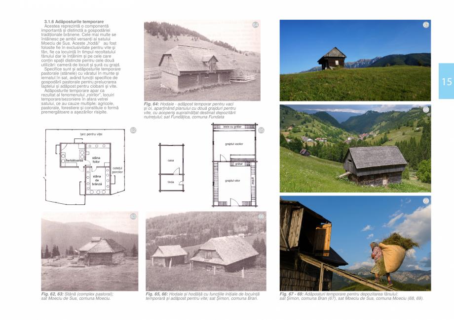 Pagina 17 - Zona Bran - Ghid de arhitectura pentru incadrarea in specificul local din mediul rural  ...