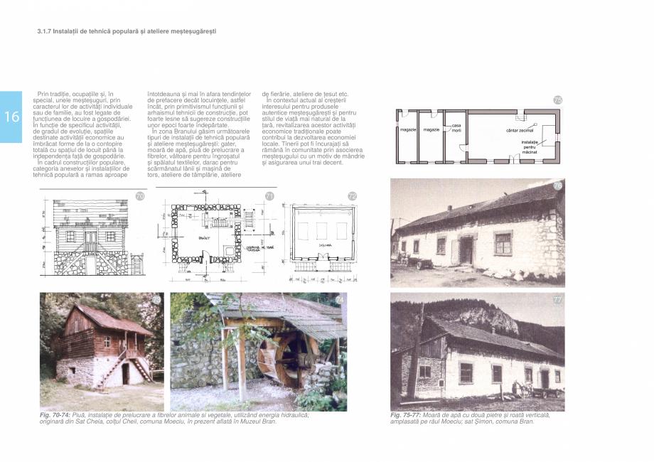 Pagina 18 - Zona Bran - Ghid de arhitectura pentru incadrarea in specificul local din mediul rural  ...