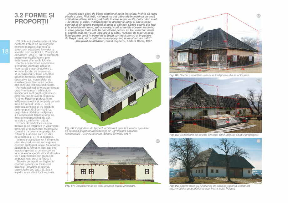 Pagina 20 - Zona Bran - Ghid de arhitectura pentru incadrarea in specificul local din mediul rural  ...