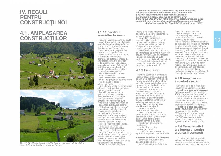 Pagina 21 - Zona Bran - Ghid de arhitectura pentru incadrarea in specificul local din mediul rural  ...