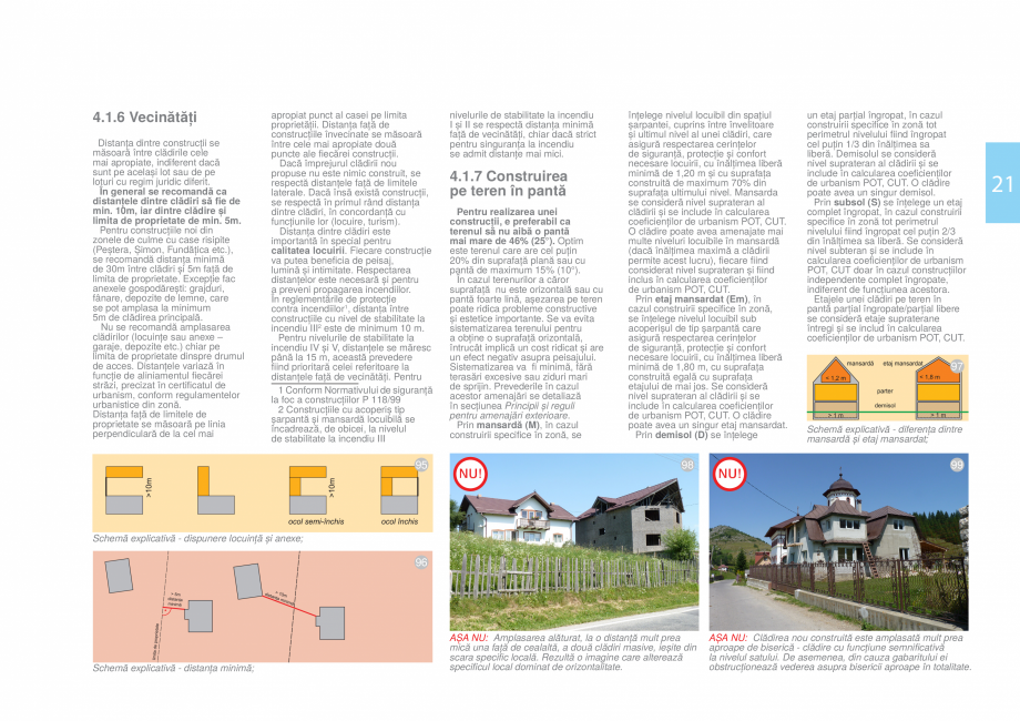 Pagina 23 - Zona Bran - Ghid de arhitectura pentru incadrarea in specificul local din mediul rural  ...