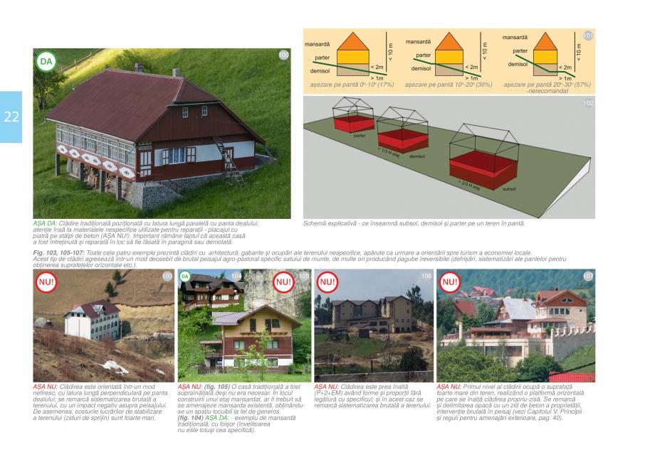 Pagina 24 - Zona Bran - Ghid de arhitectura pentru incadrarea in specificul local din mediul rural  ...