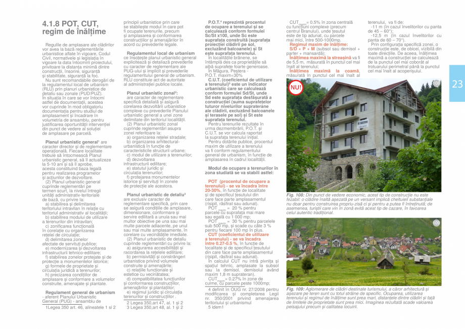 Pagina 25 - Zona Bran - Ghid de arhitectura pentru incadrarea in specificul local din mediul rural  ...