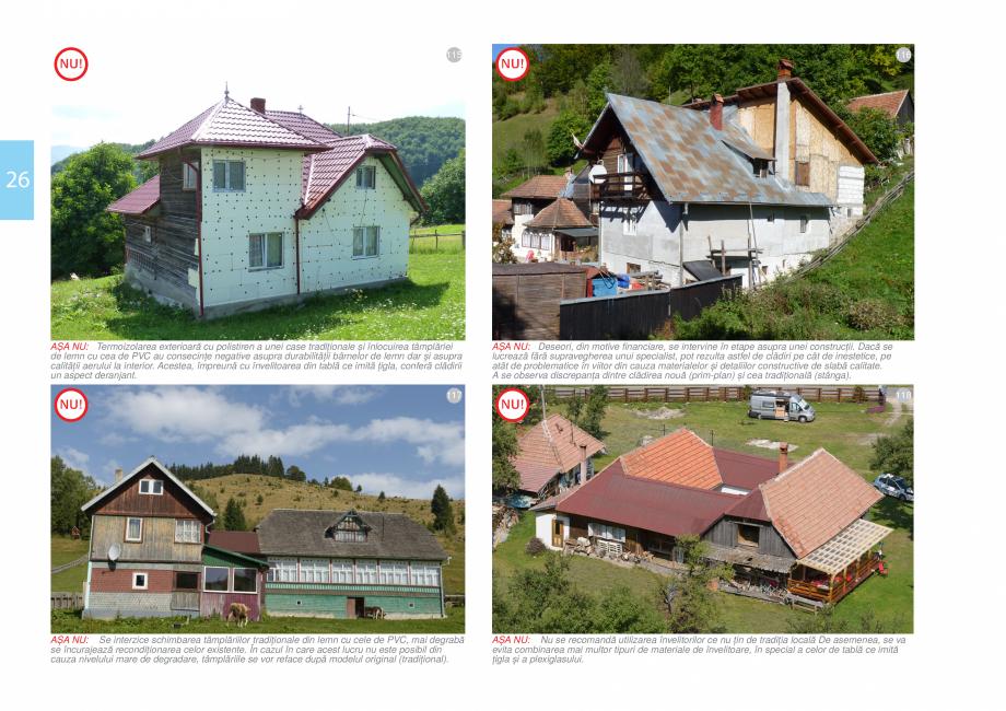 Pagina 28 - Zona Bran - Ghid de arhitectura pentru incadrarea in specificul local din mediul rural  ...