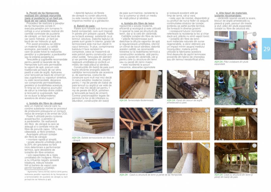 Pagina 31 - Zona Bran - Ghid de arhitectura pentru incadrarea in specificul local din mediul rural  ...