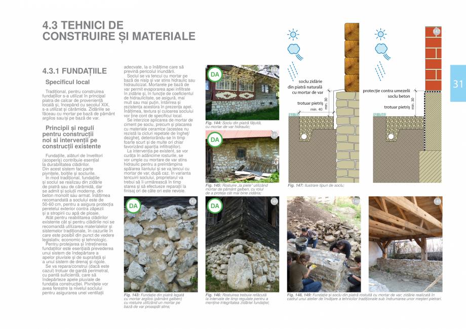 Pagina 33 - Zona Bran - Ghid de arhitectura pentru incadrarea in specificul local din mediul rural  ...