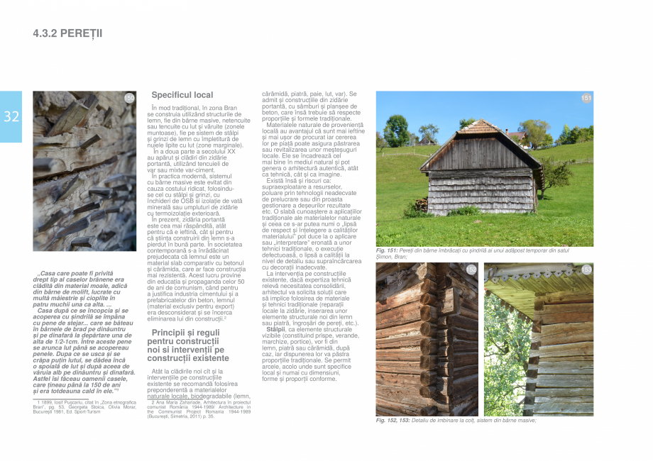 Pagina 34 - Zona Bran - Ghid de arhitectura pentru incadrarea in specificul local din mediul rural  ...