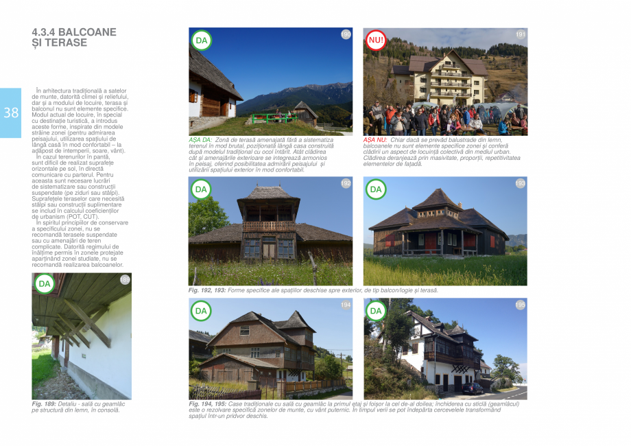 Pagina 40 - Zona Bran - Ghid de arhitectura pentru incadrarea in specificul local din mediul rural  ...