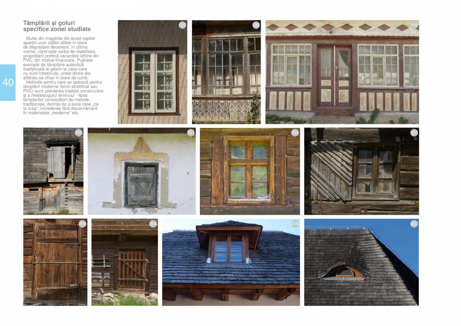 Pagina 42 - Zona Bran - Ghid de arhitectura pentru incadrarea in specificul local din mediul rural  ...