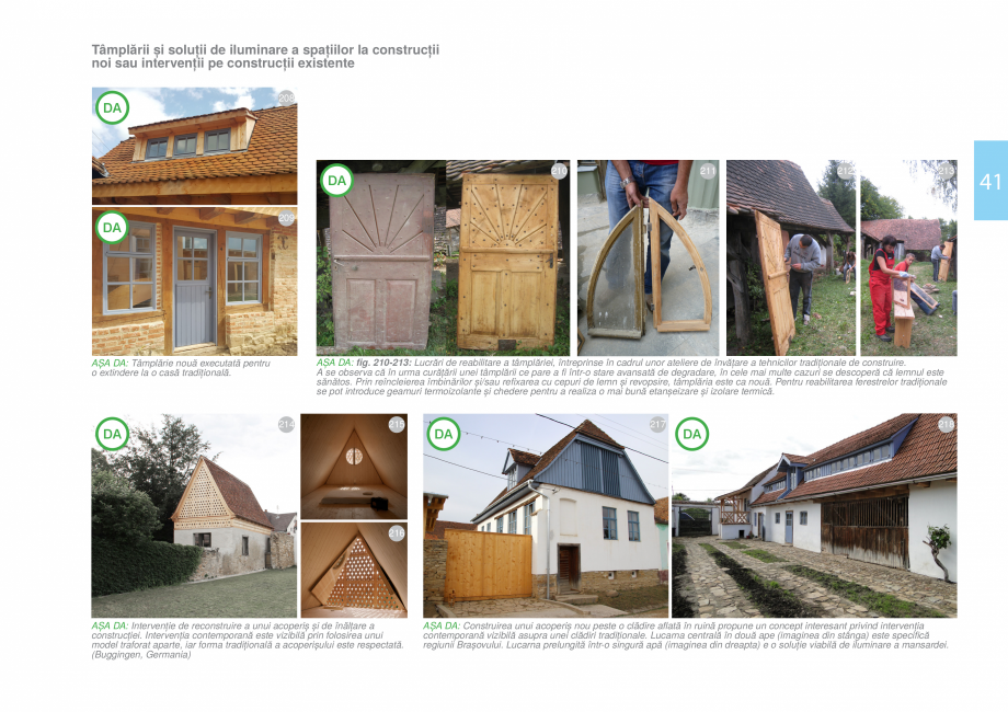 Pagina 43 - Zona Bran - Ghid de arhitectura pentru incadrarea in specificul local din mediul rural  ...