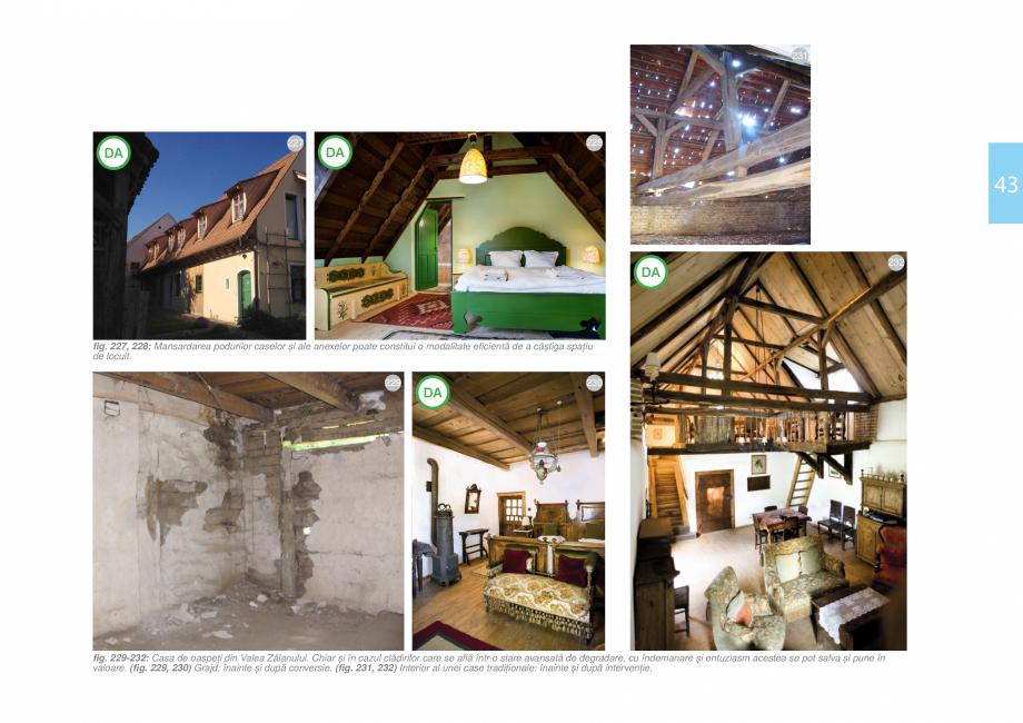 Pagina 45 - Zona Bran - Ghid de arhitectura pentru incadrarea in specificul local din mediul rural  ...