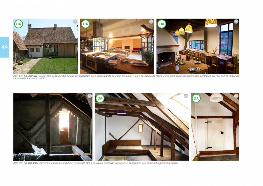 Pagina 46 - Zona Bran - Ghid de arhitectura pentru incadrarea in specificul local din mediul rural  ...