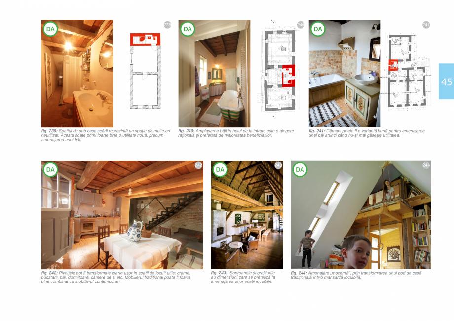 Pagina 47 - Zona Bran - Ghid de arhitectura pentru incadrarea in specificul local din mediul rural  ...