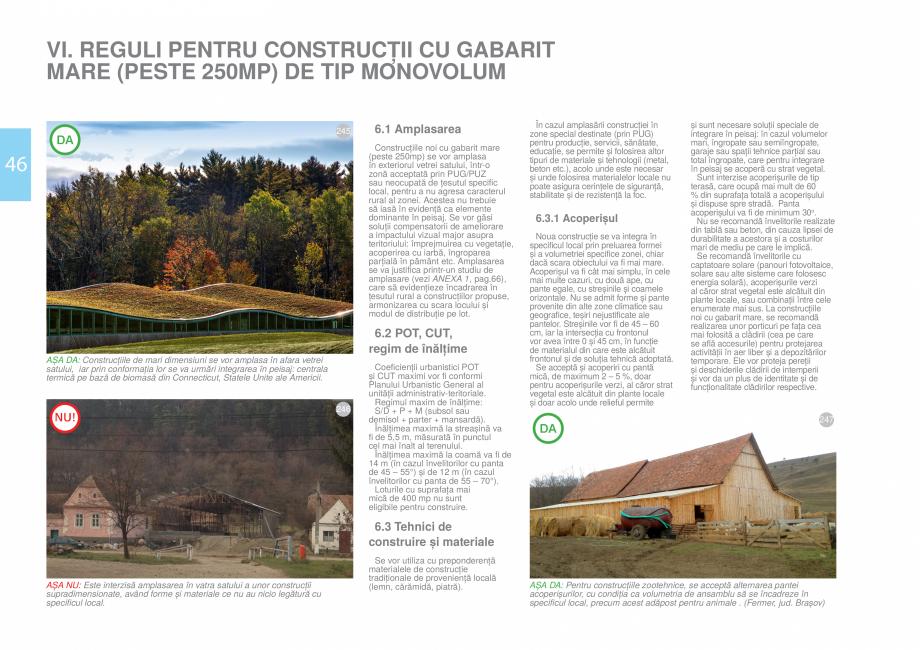 Pagina 48 - Zona Bran - Ghid de arhitectura pentru incadrarea in specificul local din mediul rural  ...