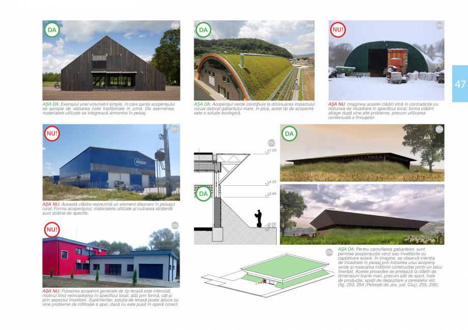 Pagina 49 - Zona Bran - Ghid de arhitectura pentru incadrarea in specificul local din mediul rural  ...