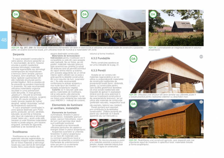 Pagina 50 - Zona Bran - Ghid de arhitectura pentru incadrarea in specificul local din mediul rural  ...
