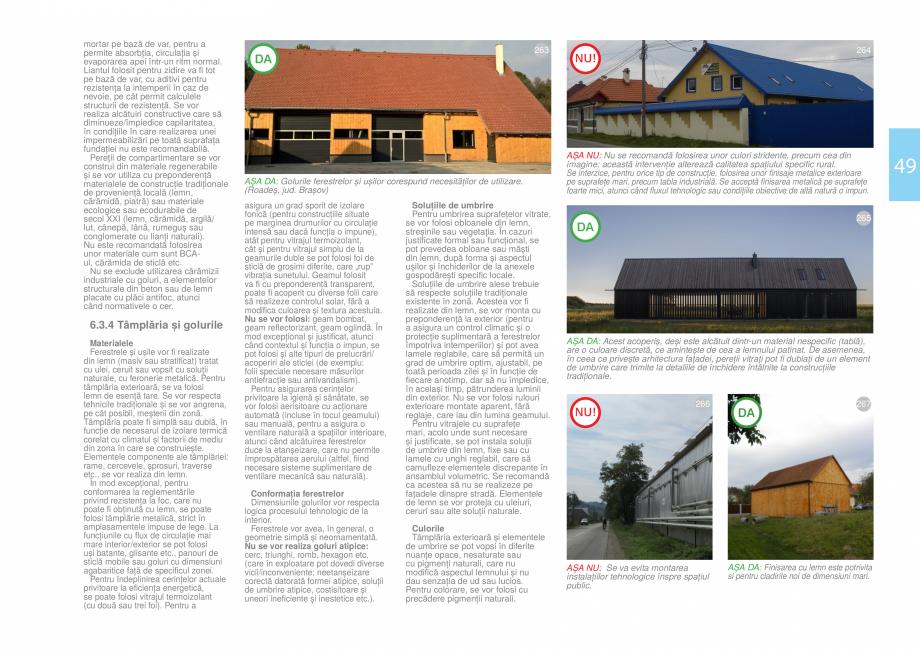 Pagina 51 - Zona Bran - Ghid de arhitectura pentru incadrarea in specificul local din mediul rural  ...