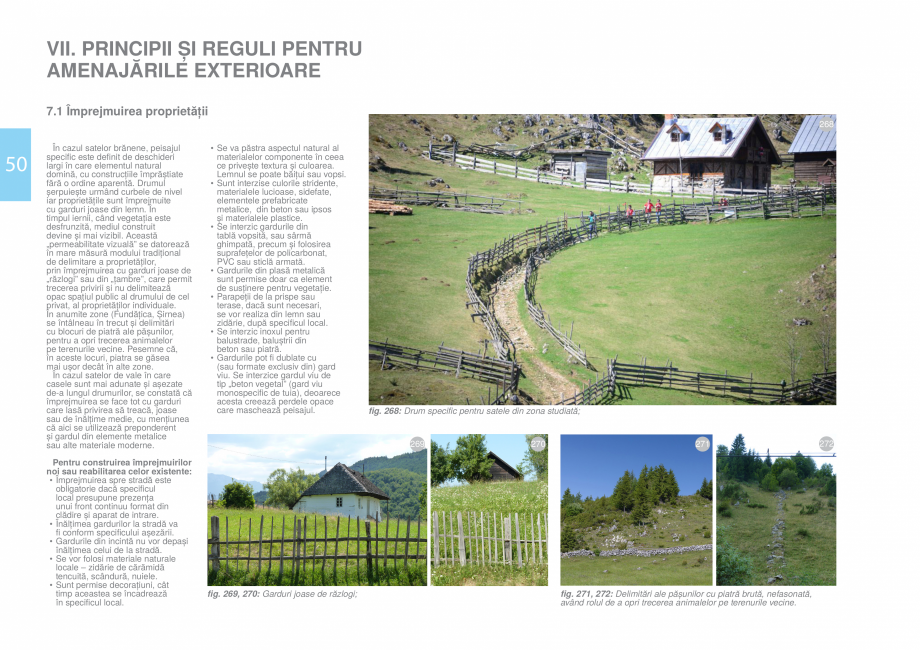 Pagina 52 - Zona Bran - Ghid de arhitectura pentru incadrarea in specificul local din mediul rural  ...