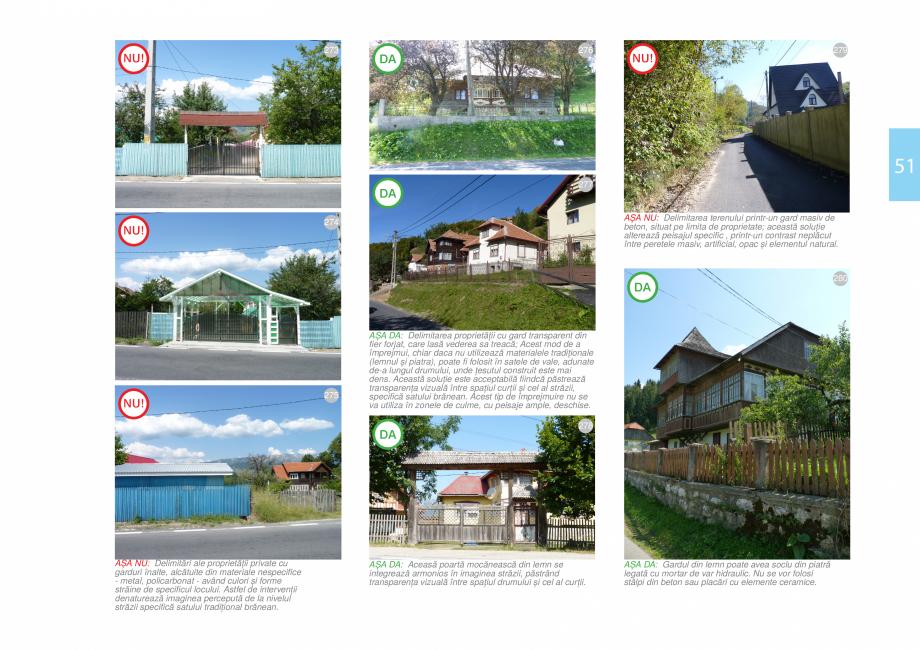 Pagina 53 - Zona Bran - Ghid de arhitectura pentru incadrarea in specificul local din mediul rural  ...