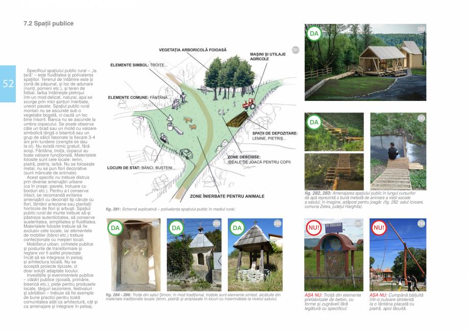Pagina 54 - Zona Bran - Ghid de arhitectura pentru incadrarea in specificul local din mediul rural  ...