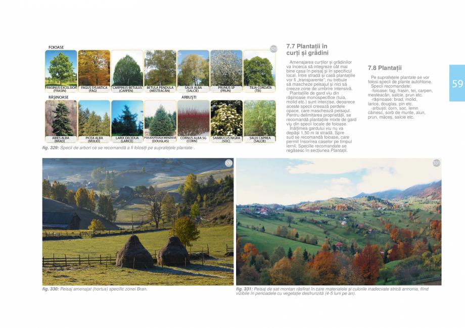 Pagina 61 - Zona Bran - Ghid de arhitectura pentru incadrarea in specificul local din mediul rural  ...